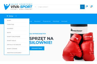 Viva Sport Hurtownia Sportowa Wojsz Władysław - Ubrania Damskie Zambrów