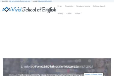 Centrum Językowe Vivid - Kurs niemieckiego Kraków