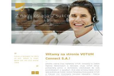 Votum Connect S.A. - Analiza Marketingowa Kamień
