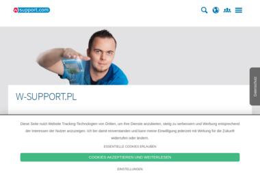 w-support.pl Sp. z o.o. - Serwis RTV Wrocław
