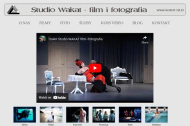 Studio Filmowe Wakat - Kamerzysta Szczecin