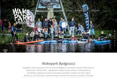 Wakepark Bydgoszcz S.C. - Kluby sportowe, treningi Bydgoszcz