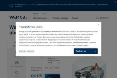 Towarzystwo Ubezpieczeń i Reasekuracji WARTA S.A. - Ubezpieczenia na życie Słupsk