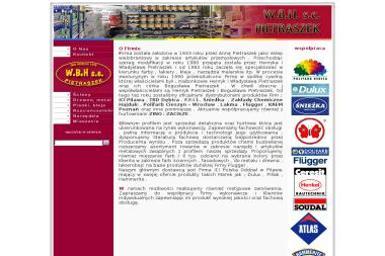 PPHU Export Import Wbh S.C. - Skład budowlany Otwock