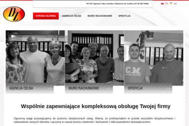 Wałbrzyskie Centrum Obsługi Firm Agencja Celna. Jarosław Zdanowicz - Usługi finansowe Wałbrzych