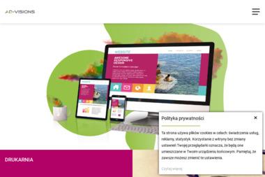 ad-visions Agencja reklamowa, projektowanie stron - Usługi SEO Katowice