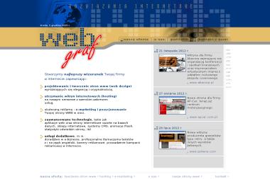 Webgraf Dominik Białek - SEO Łódź