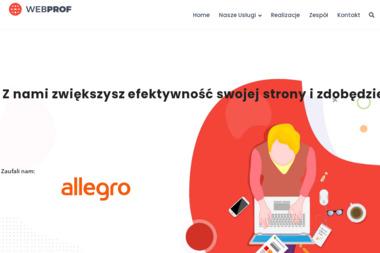Webprof Mikusek Kozłowska Beata - Reklama Grądzkie