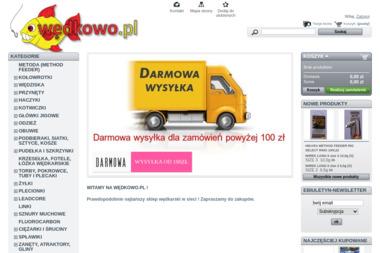 Tomasz Głuch Fishtomg.pl. Sklep wędkarski, wędkarstwo - Odzież Trzebinia