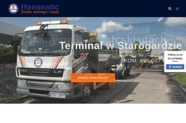 Skład Węglowy Hanseatic - Skład opału Starogard Gdański