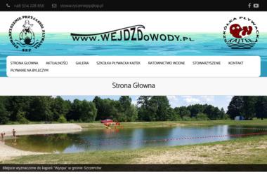Stowarzyszenie Przyjaciół Pływania - Szkolenie Pierwsza Pomoc Bełchatów