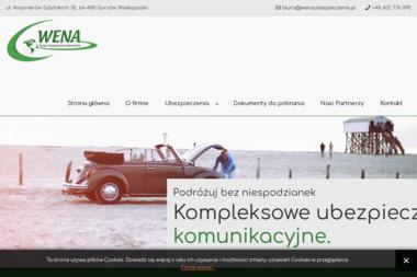 Agencja Ubezpieczeniowa WENA - Ubezpieczenia Odpowiedzialności Cywilnej Gorzów Wielkopolski