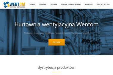 Wentom - Fotowoltaika Koluszki