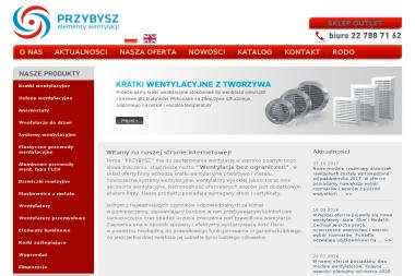 PPHU Przybysz Dorota Przybysz Werbanowska - Skład budowlany Otwock