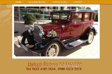 Filmowanie Can-Vid. Studio Filmowe - Kamerzysta Puławy