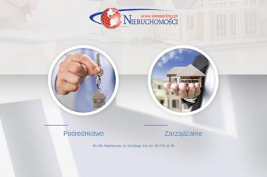 Serwis Nieruchomości Witold Wesserling - Agencja nieruchomości Wejherowo