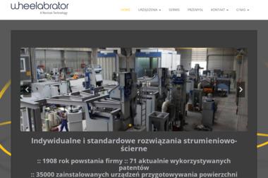 Wheelabrator Schlick Sp. z o.o. - Skład budowlany Września