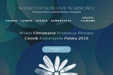 Sqrt-Media Tomasz Protokowicz - Kamerzysta Księżyce