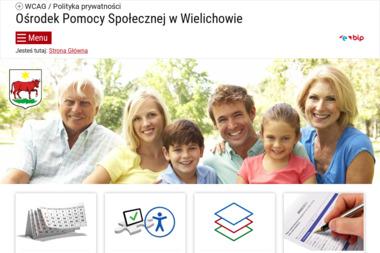 Ośrodek Pomocy Społecznej Wielichowo - Pomoc w Pracach Domowych Wielichowo