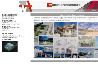 Wigraf Architecture Wicher Włodzimierz - Tynki Maszynowe Gipsowe Paczków