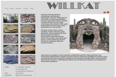 Kamień naturalny Willkat - Kamieniarstwo Golub-Dobrzyń