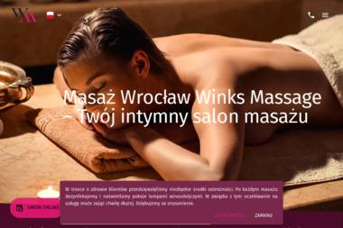Winks Massage - Masaż Wrocław