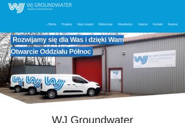 WJ Groundwater Ltd (Sp.z o.o.) Oddział w Polsce - Badania Geologiczne Gruntu Łódź