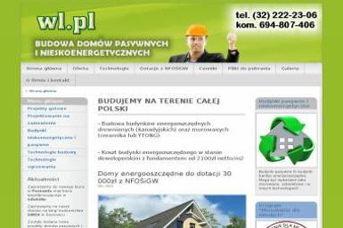 Firma Wl Projekt Mgr Inż Arch Lech Wróblewski - Projekty Domów Nowoczesnych Mysłowice
