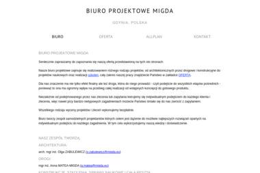 Wojciech Migda Wm Struct - Roboty ziemne Gdynia