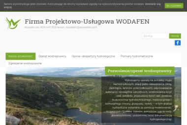 FPU Wodafen - Adaptacja projektów Jazowsko