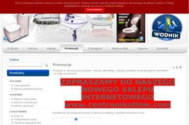 Artykuły Wodno-Kanalizacyjne Materiały i Narzędzia Budowlane Wodnik. Małgorzata Łuc - Market Budowlany Łaziska Górne