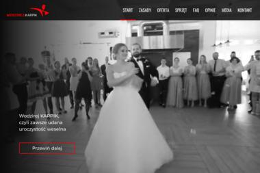 Karpik, Krzysztof Karpi艅ski - Zespó艂 muzyczny Rybie