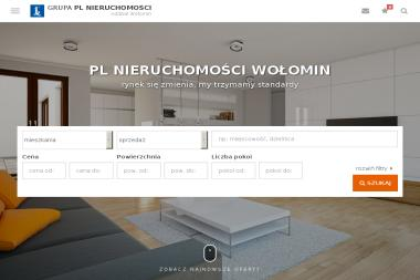 PL Nieruchomości Wołomińskie Centrum Nieruchomości - Agencja nieruchomości Wołomin