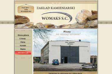 Kazimierz Woźnica Womaks - Nagrobki Pakosławice