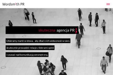 Wordsmith Pr Karolina Sieniawska - Reklama Skarżysko-Kamienna
