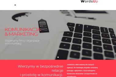 Words Up Public Relations Agency Katarzyna Gędas - Agencja PR Nowe Lipiny