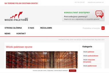 Abinfo - Wózki paletowe elektryczne Gdańsk