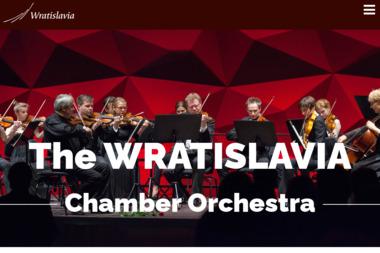 Orkiestra Kameralna WRATISLAVIA - Zespół muzyczny Wrocław