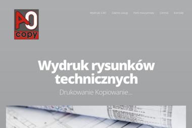 A0 copy - Drukarnia Katowice