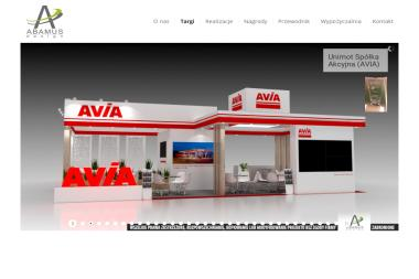 ABAMUS design - Agencja reklamowa Kraków