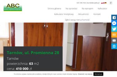 ABC Biuro Nieruchomości - Sprzedaż Nieruchomości Tarnów