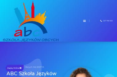 ABC Szkoła Języków Obcych - Nauczyciele angielskiego Białystok