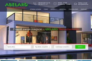 ABELARD - Sprzedaż Domów Koszalin