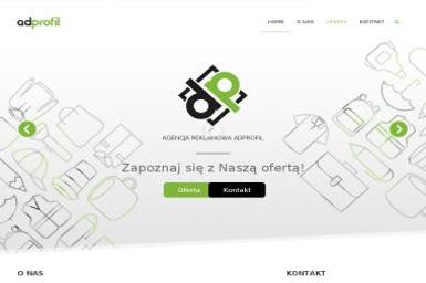 ADPROFIL Beata Szczęsna - Naklejki Łódź
