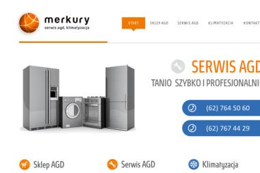 Merkury - Servis Agd, Klimatyzacja - Naprawa piekarników i kuchenek Kalisz