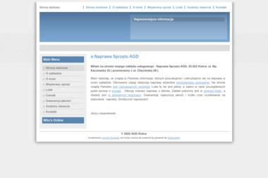 AGD Kielce - Naprawianie Odkurzacza Kielce