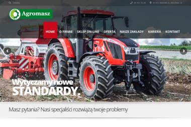 Agromasz - Skład budowlany Rzekuń