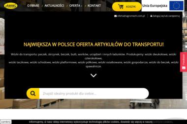 Agromech - Wózki widłowe Łubianka