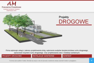 AM - Pracownia Projektowa - Projekty domów Słupsk