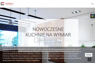 ANDAPOL - Wyposażenie wnętrz Płock